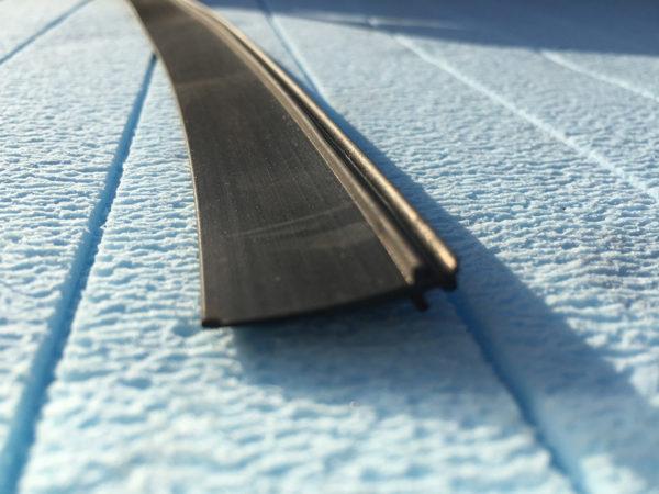 Резиновый уплотнитель для алюминиевых бортов