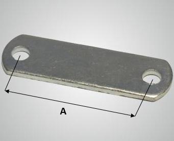Подкладка ПС-40 к скобе СП-40, СК-02, СК-03