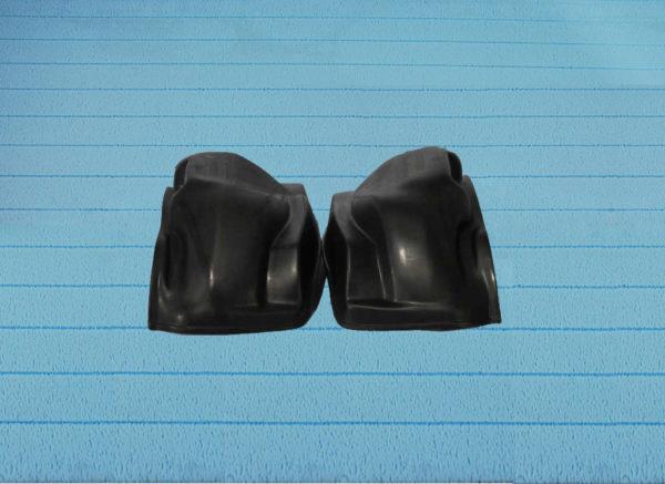 Подкрылки (локеры) комплект Валдай передние